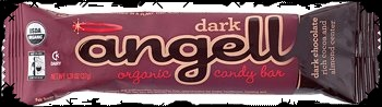 Top Halloween Candy Dark Chocolate Angel Bar