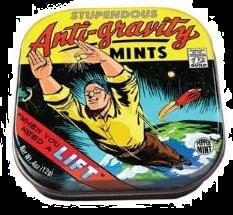 Top Halloween Candy 2012 Mint Anit-Gravity Candy