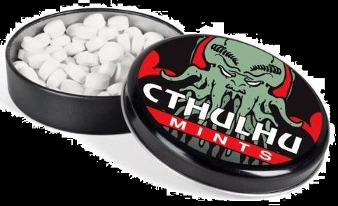 Top Halloween Candy of 2012 Cthulhu Mints for sale