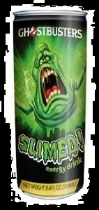 Top Halloween Candy 2012 Ghostbusters Energy Drink Slimed
