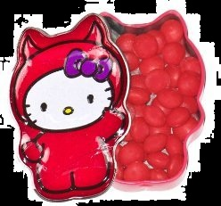 Top Halloween Candy 2012 Hello Kitty Cinnamon Hots Candy