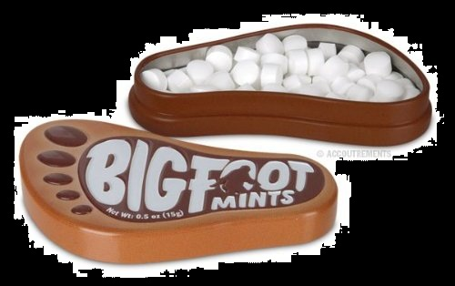 The Best Halloween Candy of 2012 Bigfoot Rootbeer Mints