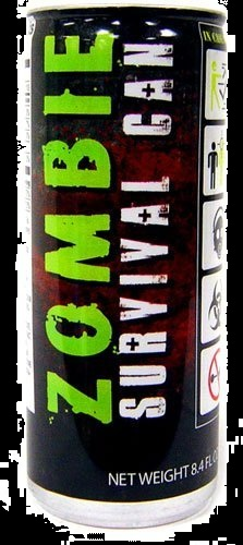 Top Halloween Candy 2012 Zombie Energy Drink