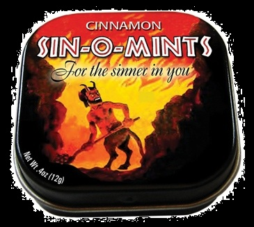 Top Halloween Candy of 2012 Sin O Mints Cinnamon Mints