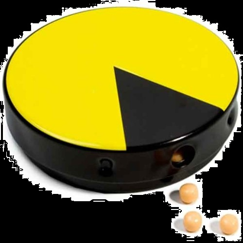 Top Halloween Candy 2012 Pac Man Candy & Tin