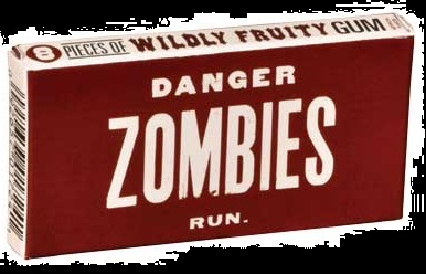 Top Halloween Candy 2012 Zombie Gum